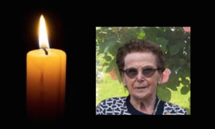 Addio a Amalia Bagatin, oggi l'ultimo saluto a Candelo