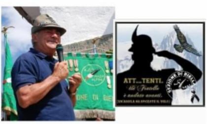 Gli Alpini di Biella intitolano a Edoardo Gaja la loro sala convegni