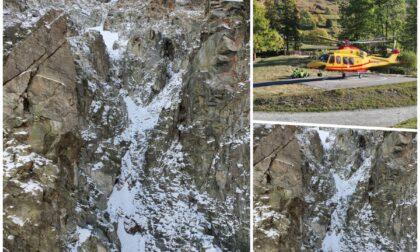 Trovato morto l'alpinista disperso da sabato sul Monviso