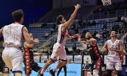 Edilnol, brutta sconfitta con Piacenza davanti a 1358 spettatori