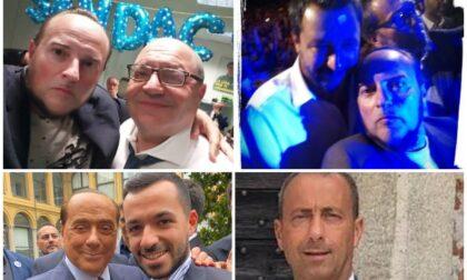 Da Salvini a Berlusconi la piroetta dello speaker-consigliere Corrado Neggia