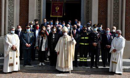 Festa di San Michele per la Polizia. Medaglia d'oro per meriti di servizio al vice ispettore Monica Regalati